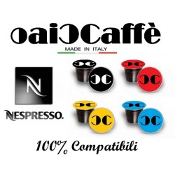 1 Anno di Capsule Compatibili Nespresso