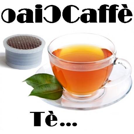 50 Capsule di Tè Compatibili Lavazza Espresso Point