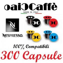 300 Capsule Compatibili Nespresso