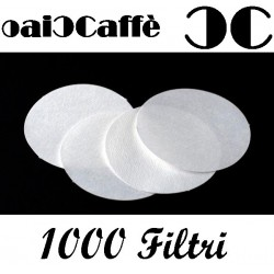1000 Filtri Carta Compatibili Espresso Point