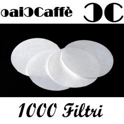 1000 Filtri Carta Compatibili Nespresso