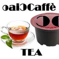 64 Capsule di Tè al Limone Compatibili Lavazza Blue