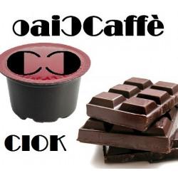 64 Capsule Compatibili Lavazza Blue Caffè al Cioccolato