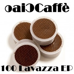 100 Capsules Compatible Lavazza Espresso Point