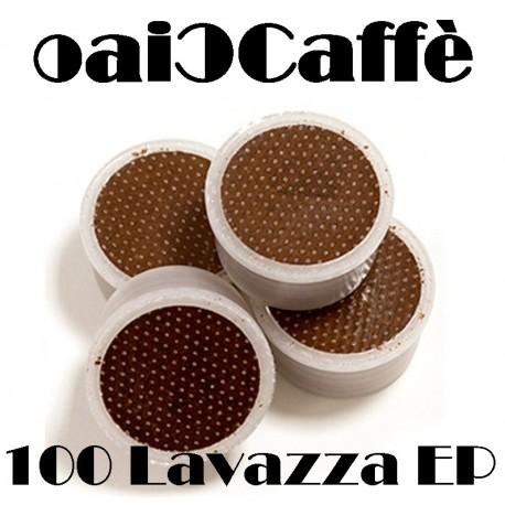 100 Capsules Compatible Lavazza Espresso Point