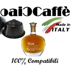 Rhum 50 Capsules Compatible Dolce Gusto