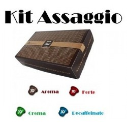Sample Kit Lavazza A Modo Mio