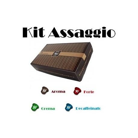 Sample Kit Lavazza A Modo Mio