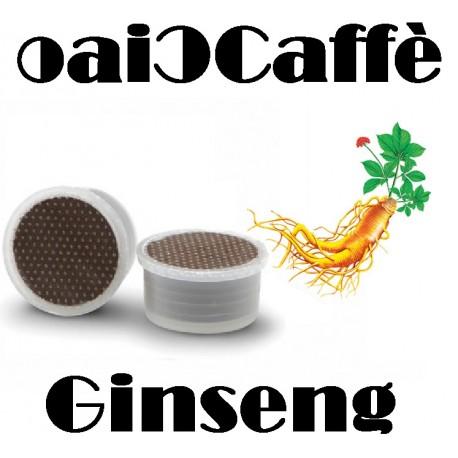 Ginseng 50 Capsules Compatible Lavazza Espresso Point