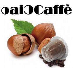 Hazelnut 50 Capsules Compatible Nespresso