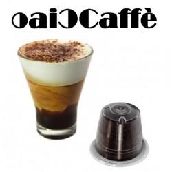 Mokaccino 50 Capsules Compatible Nespresso