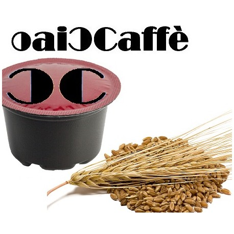 Barley 50 Capsules Compatible Lavazza Blue