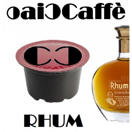 64 Capsule Compatibili Lavazza Blue Caffè al Rhum
