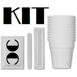 Kit Cups Palettes Sugar - 100 PCS