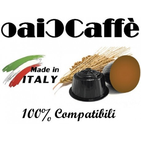 Barley 50 Capsules Compatible Dolce Gusto